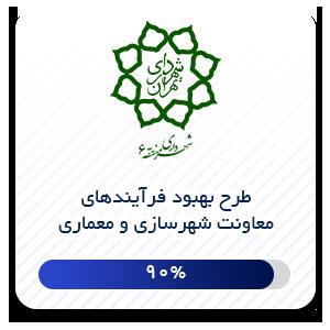 بهبود فرآیندهای شهرسازی تهران-رنگی