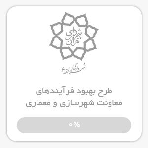 بهبود فرآیندهای شهرسازی تهران-سفید
